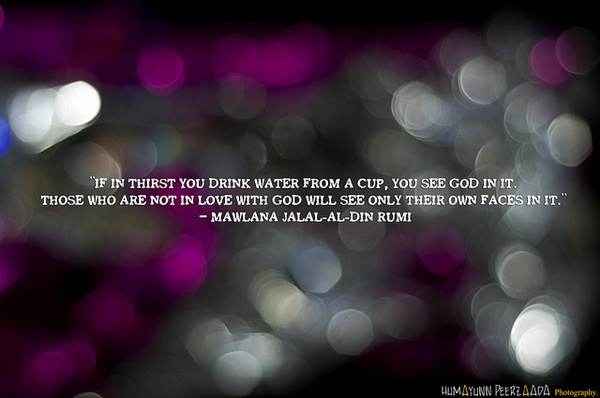 Your Love with God