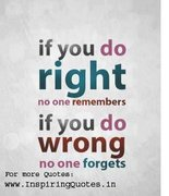 Right wrong