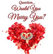 Would you Marry You pic