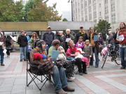 Occupying Seattle 2013