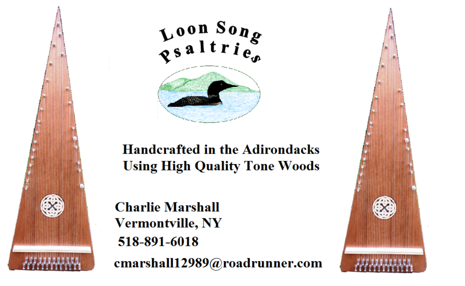 Loon Song Psaltries