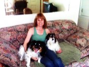 Penni and dogs 2008 22740_104326242918610_100000237049959_109120_2895770_a