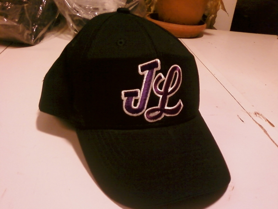 Embroidered Pro Style Baseball Cap