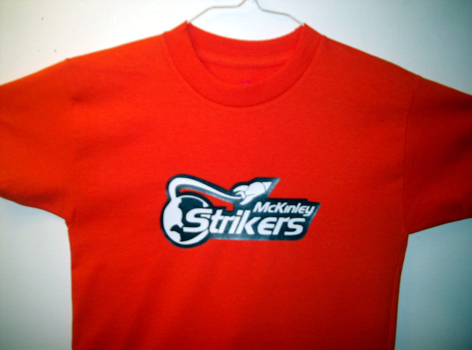 McKinley Strikers Soccer Uniform