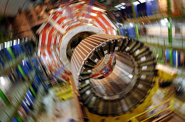 CERN - The Magnet Core