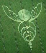 caduceus crop circle