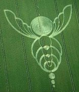 caduceus crop circle