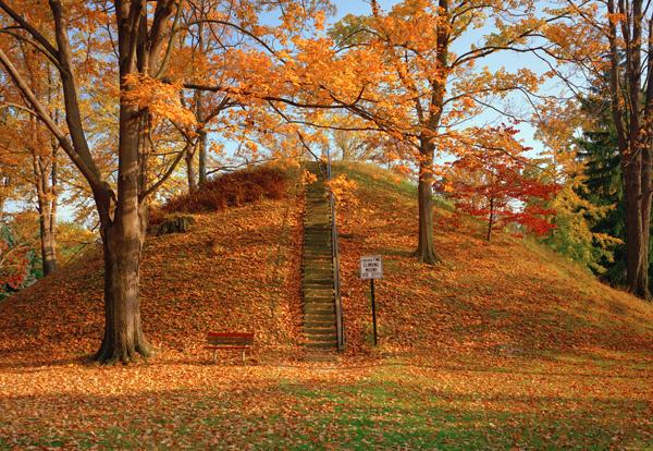 Conus Mound - Marietta, Ohio