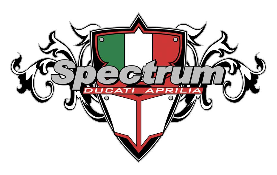 Spectrum silkscreen graphic 2007