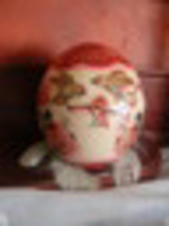 Αυγό στρουθοκάμηλου.