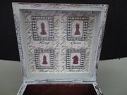 Σκακιέρα (εσωτερικό)