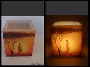 Κουφωτό Κερί