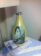 μπουκάλι με την Παναγία