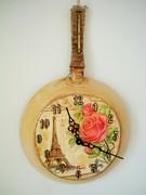 ρολόι -τηγάνι