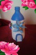 Ανεμόμυλος σε μπουκάλι