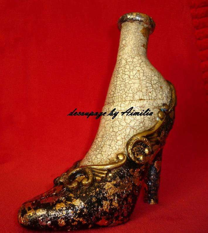 μπουκαλι  style baroque