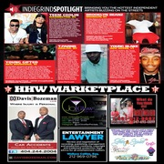 Hip Hop Weekly Featuring Young Gifted