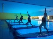 SUP-Surf-Fit im Hallenbad Sissila