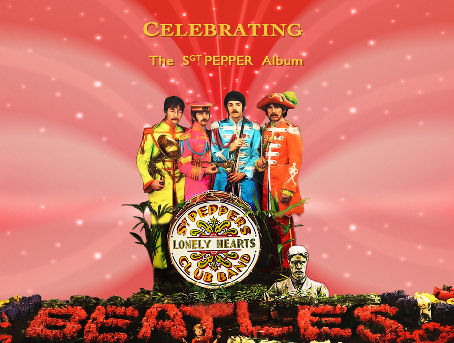 The Sgt. Pepper Album, U.S. June 2, 1967