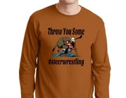 Throw You Some #Steerwrestling