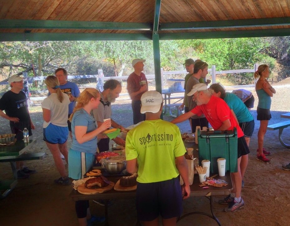 PARC's 28th Anniversary Party & Trail Run at Hidden Villa