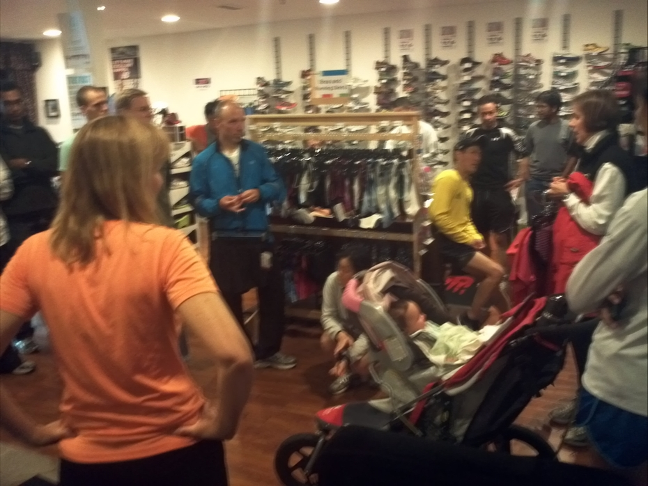 PARC Shopping Night at Zombie Runner