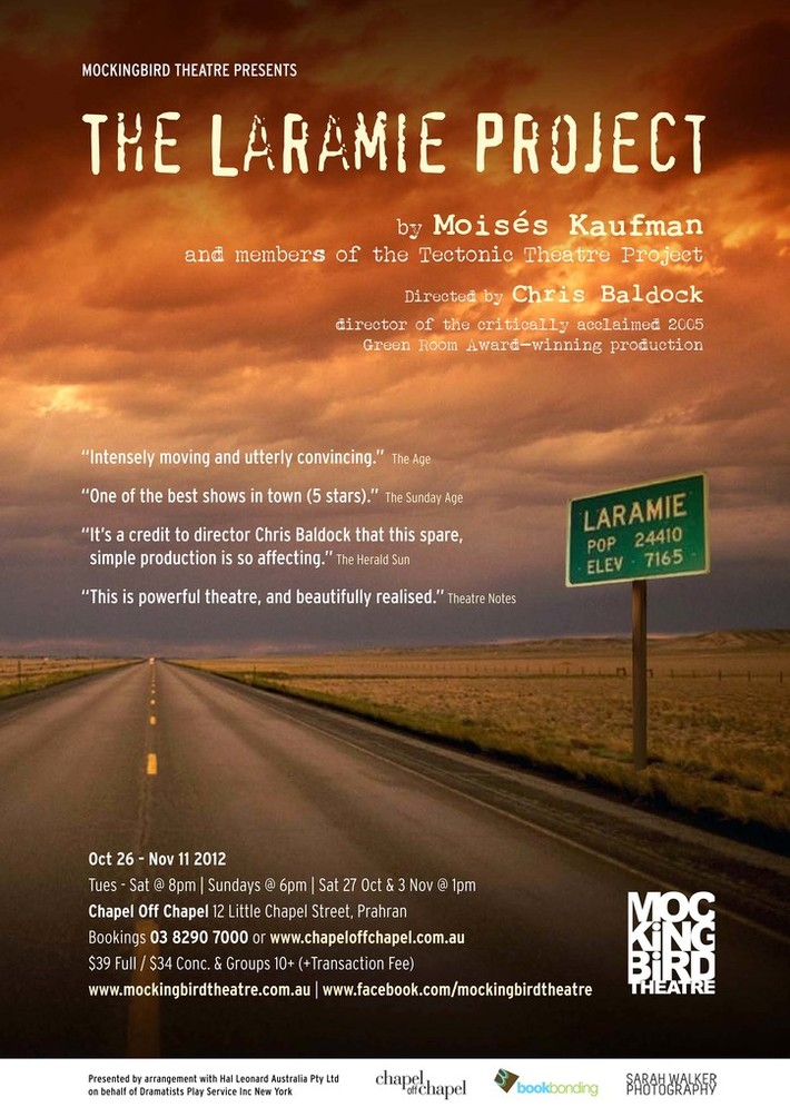 Laramie A4