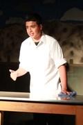 Ricky as Matt Galloway