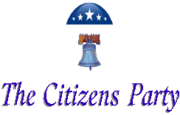 Citizens Party Banner