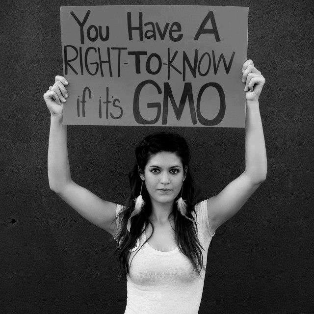 You Have a Right To Know If Its GMO
