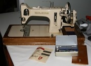 Frister & Rossmann Hand-crank Sewing Machine