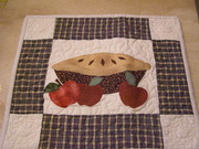 Apple Pie Wallhanging