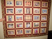 Gregory Memory Quilt