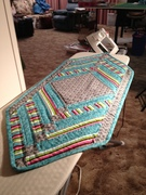 Christmas Quilting 2013