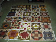 Quilt Projects 1