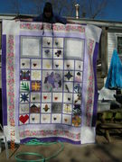 Mom's Quilt 1