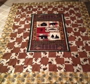 Panel Quilts