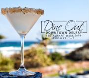 Annual Dine Out Downtown Delray: Restaurant Week 2019
