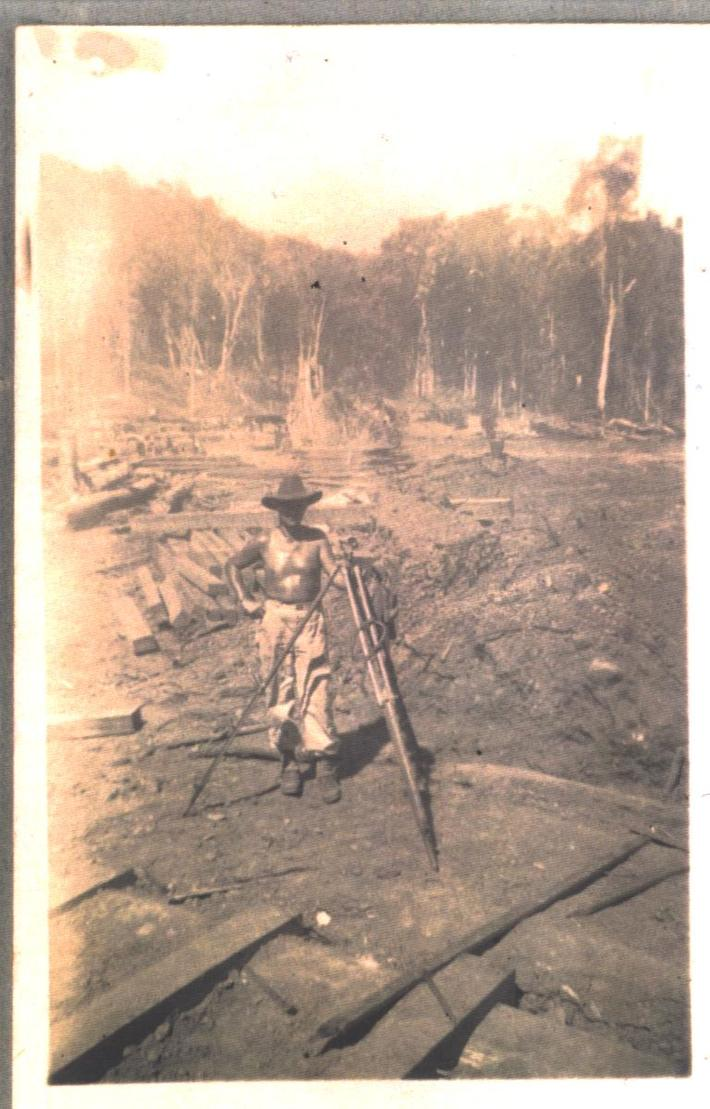 Robert Bruce Coutts New Guinea WWII