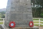 Corgarff War Memorial