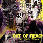 out of reach and a book of faces