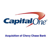 Capital One/Chevy Chase Bank