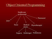 CS413 Object Oriented Programming