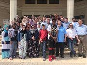 Al Farooq Masjid Host Christian Group