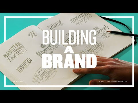 Building A Brand – Designing A Logo, Episode 6