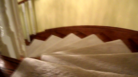 Journey to the top of the stairs