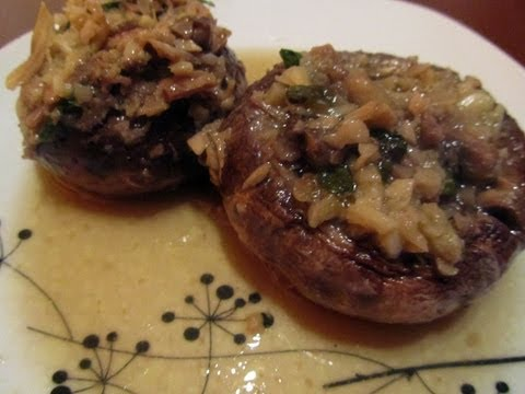 Champiñones al Ajillo // Garlic Mushrooms