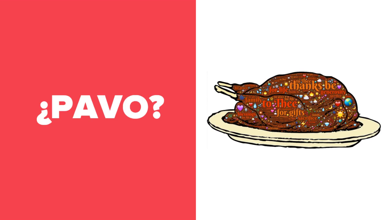 ¿Pavo o Cochinillo?