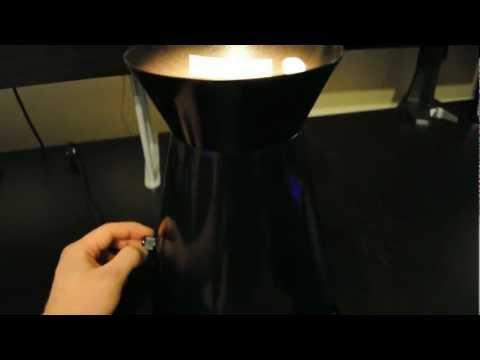 Built-in Dimmer for Giant/Grande Lava Lamp
