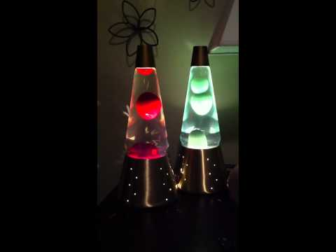 Carlisle Lava Lamps from the 70s